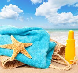 Protect Your Skin With Sunscreen