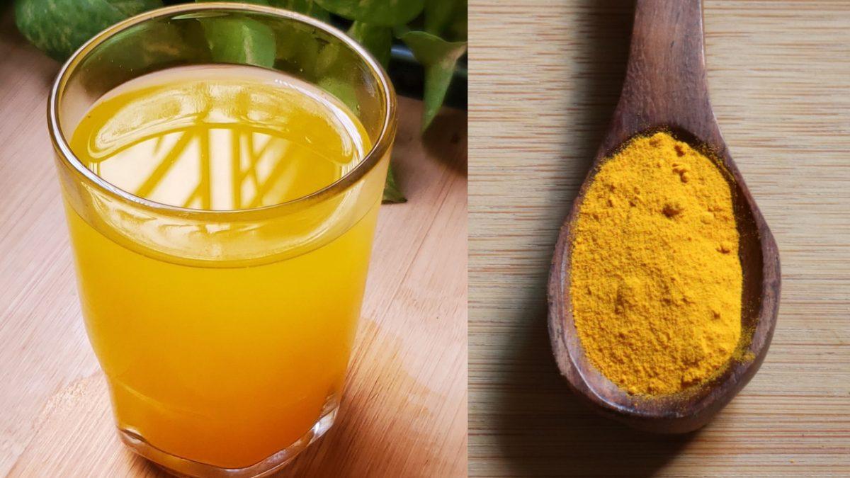 Homemade Turmeric Tea to Boost Immunity, Lose Weight & Fight Virus