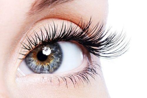 Natural recipe for lengthening eyelashes