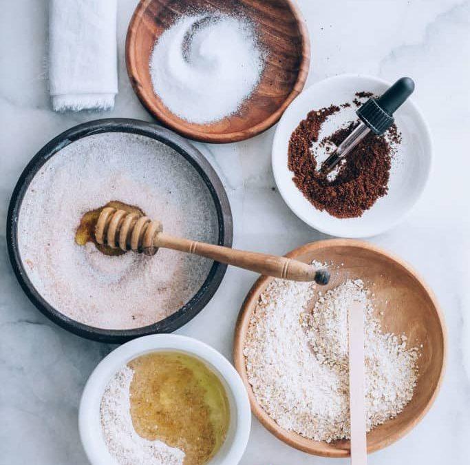 5 scrub recipes to make yourself