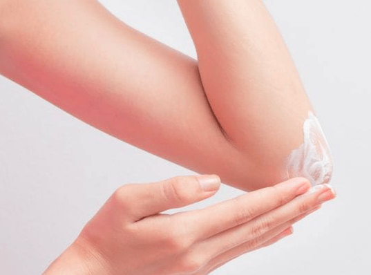 DIY Scrub For Your Elbows & Knees
