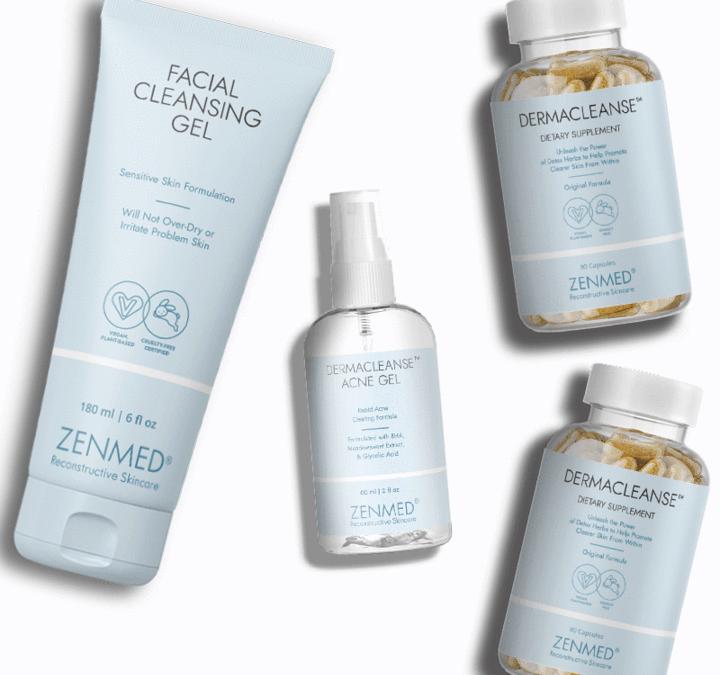 The ORIGINAL Derma Cleanse® System